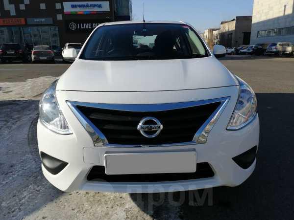 Nissan Latio, 2015 год, 522 000 руб.
