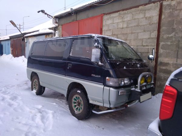 Mitsubishi Delica, 1993 год, 260 000 руб.