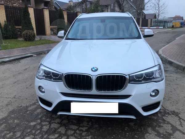 BMW X3, 2014 год, 1 460 000 руб.