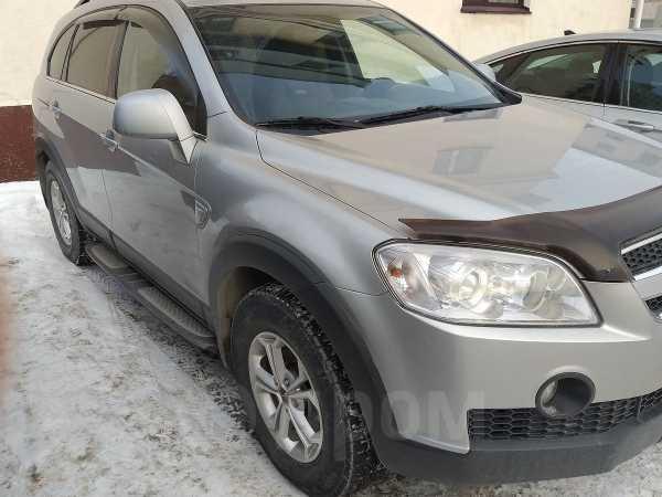 Chevrolet Captiva, 2008 год, 533 000 руб.