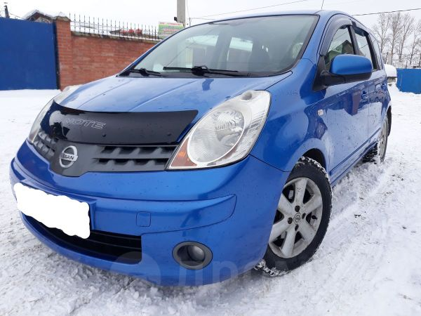 Nissan Note, 2008 год, 379 000 руб.