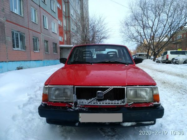 Volvo 240, 1992 год, 90 000 руб.
