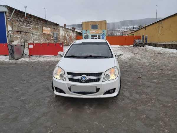 Geely MK, 2012 год, 160 000 руб.
