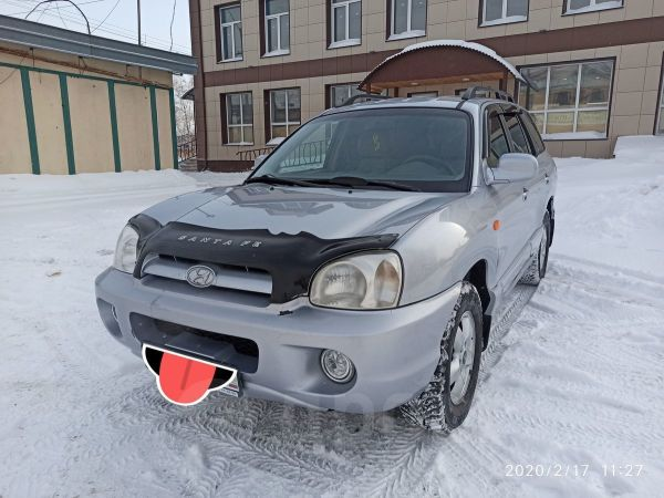 Hyundai Santa Fe Classic, 2008 год, 379 000 руб.