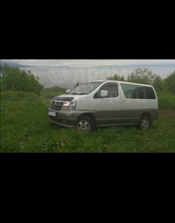 Nissan Caravan Elgrand, 1997 год, 255 000 руб.