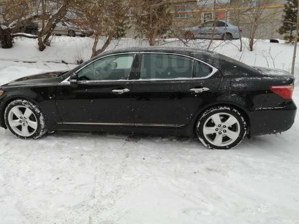Lexus LS600h, 2012 год, 1 700 000 руб.