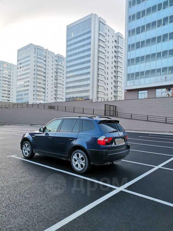 BMW X3, 2003 год, 420 000 руб.