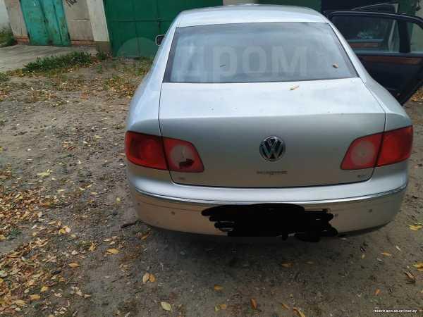 Volkswagen Phaeton, 2003 год, 550 000 руб.