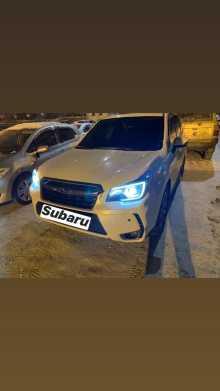 Екатеринбург Forester 2016