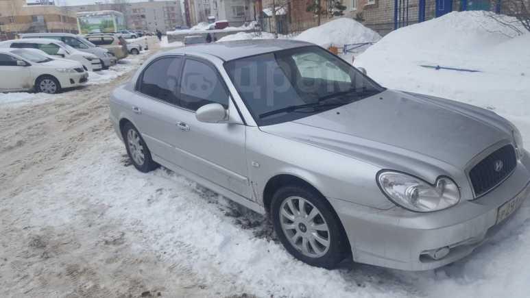 Hyundai Sonata, 2004 год, 210 000 руб.
