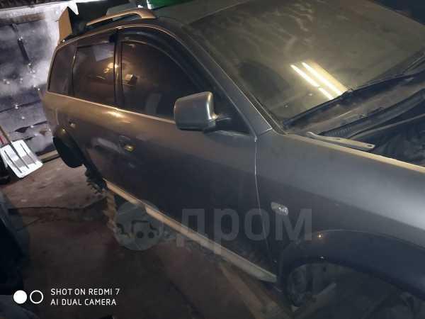 Audi A6 allroad quattro, 2001 год, 140 000 руб.