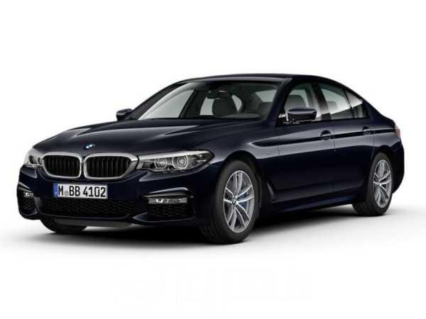 BMW 5-Series, 2020 год, 3 776 900 руб.