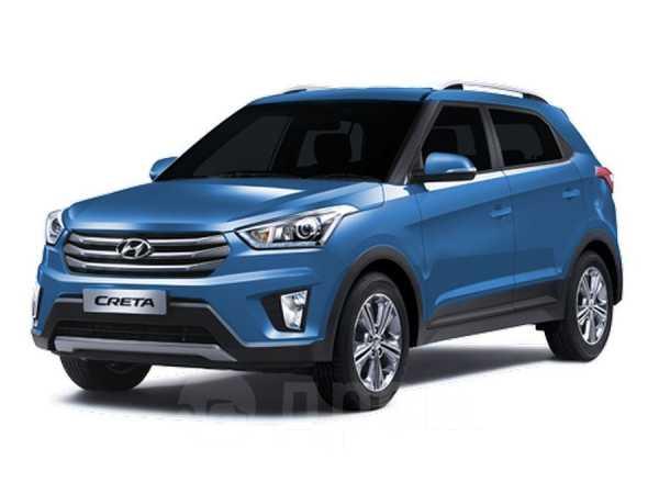 Hyundai Creta, 2020 год, 1 432 000 руб.