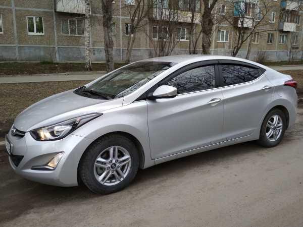 Hyundai Avante, 2014 год, 770 000 руб.