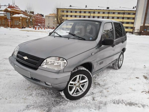 Chevrolet Niva, 2007 год, 189 000 руб.