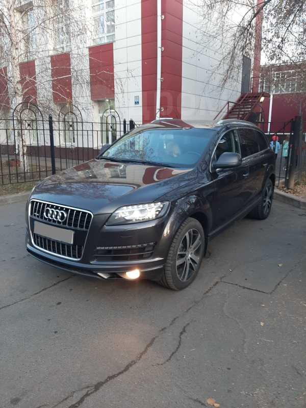 Audi Q7, 2012 год, 1 420 000 руб.