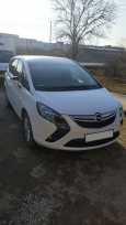 Opel Zafira, 2012 год, 729 000 руб.