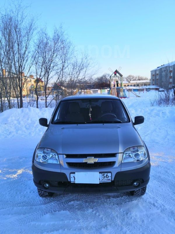 Chevrolet Niva, 2015 год, 415 000 руб.