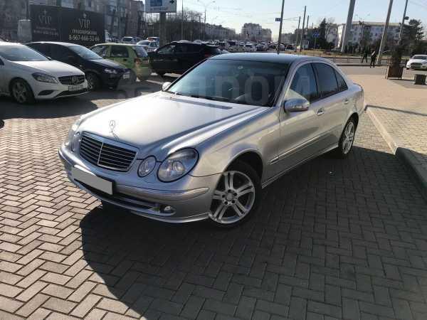 Mercedes-Benz E-Class, 2004 год, 470 000 руб.