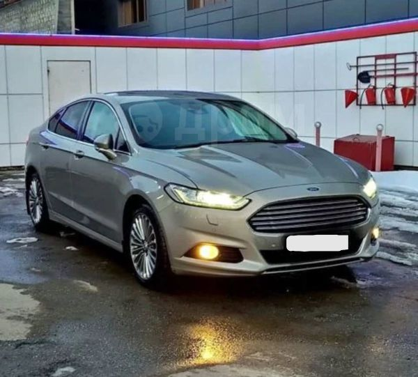 Ford Mondeo, 2016 год, 1 100 000 руб.