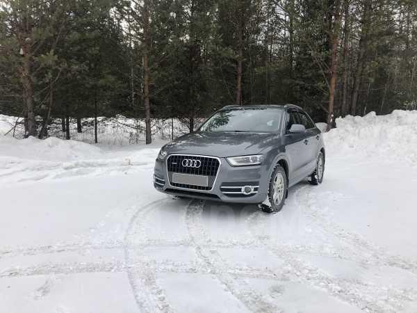 Audi Q3, 2013 год, 1 030 000 руб.