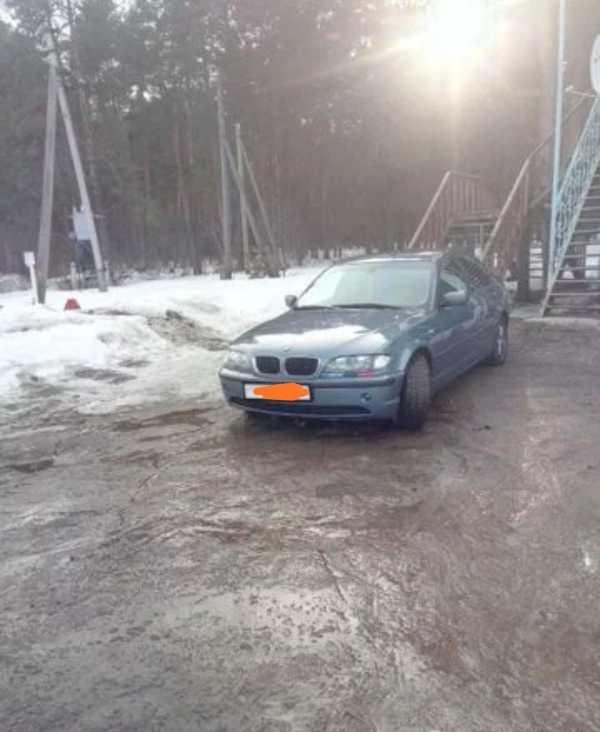 BMW 3-Series, 2002 год, 320 000 руб.