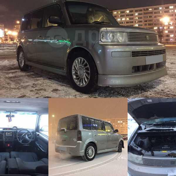 Toyota bB, 2000 год, 250 000 руб.