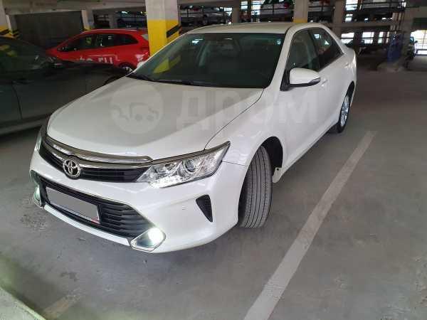 Toyota Camry, 2016 год, 1 149 000 руб.