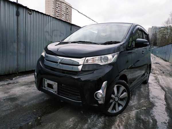 Mitsubishi ek Custom, 2014 год, 519 000 руб.