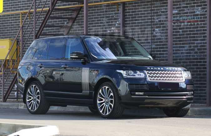 Land Rover Range Rover, 2015 год, 4 000 000 руб.