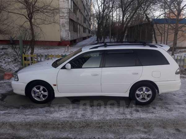 Toyota Caldina, 2001 год, 289 000 руб.