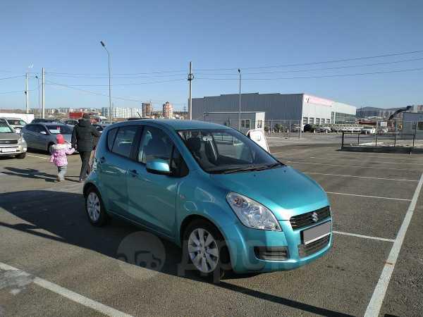 Suzuki Splash, 2010 год, 370 000 руб.