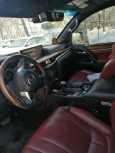 Lexus LX570, 2017 год, 4 600 000 руб.