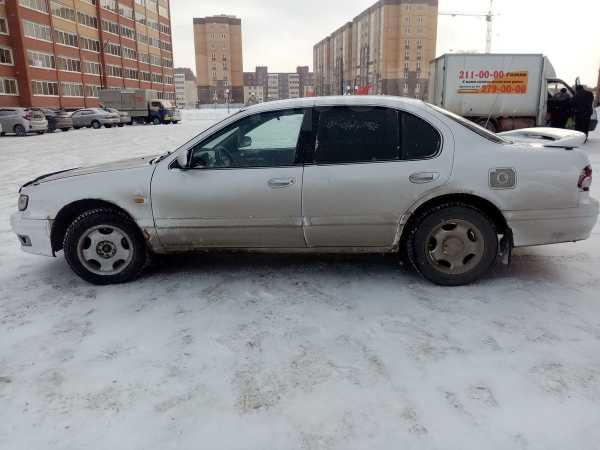 Nissan Maxima, 1997 год, 140 000 руб.