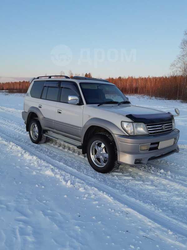 Toyota Land Cruiser Prado, 2001 год, 930 000 руб.