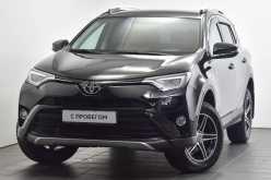 Новокузнецк Toyota RAV4 2018