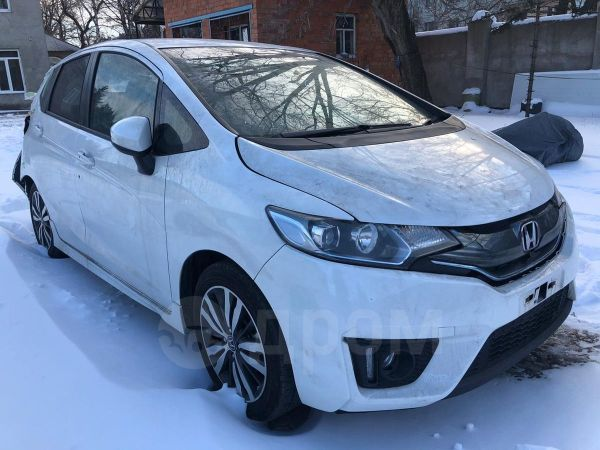 Honda Fit, 2015 год, 495 000 руб.