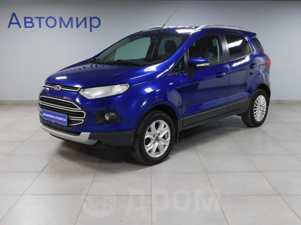 Ford EcoSport, 2015 год, 692 000 руб.