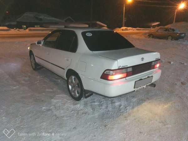Toyota Corolla, 1993 год, 156 000 руб.