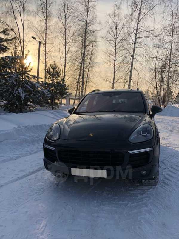 Porsche Cayenne, 2015 год, 3 150 000 руб.