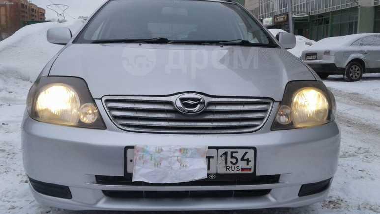Toyota Corolla Fielder, 2002 год, 250 000 руб.