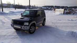 Иркутск Pajero Mini 2003