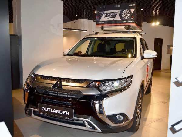 Mitsubishi Outlander, 2020 год, 1 924 000 руб.