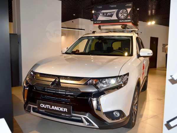 Mitsubishi Outlander, 2019 год, 1 951 500 руб.