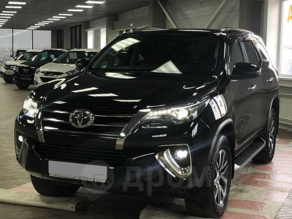 Toyota Fortuner, 2017 год, 2 435 000 руб.