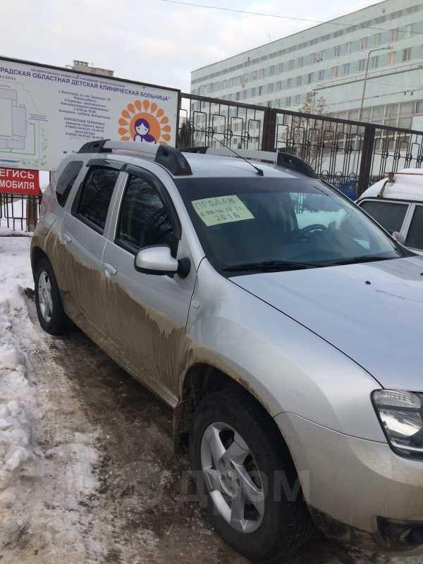 Renault Duster, 2016 год, 750 000 руб.
