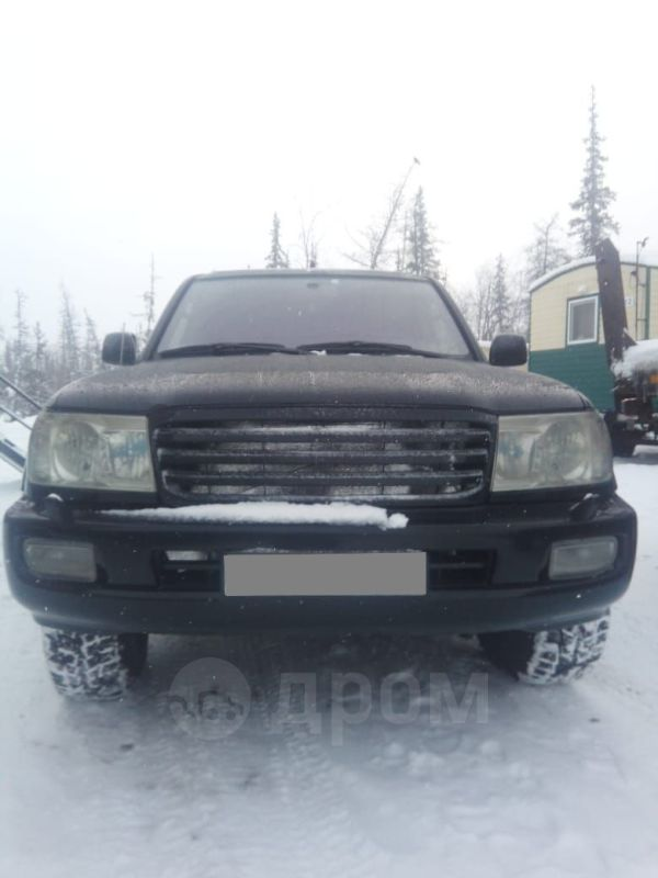 Toyota Land Cruiser, 2006 год, 1 600 000 руб.