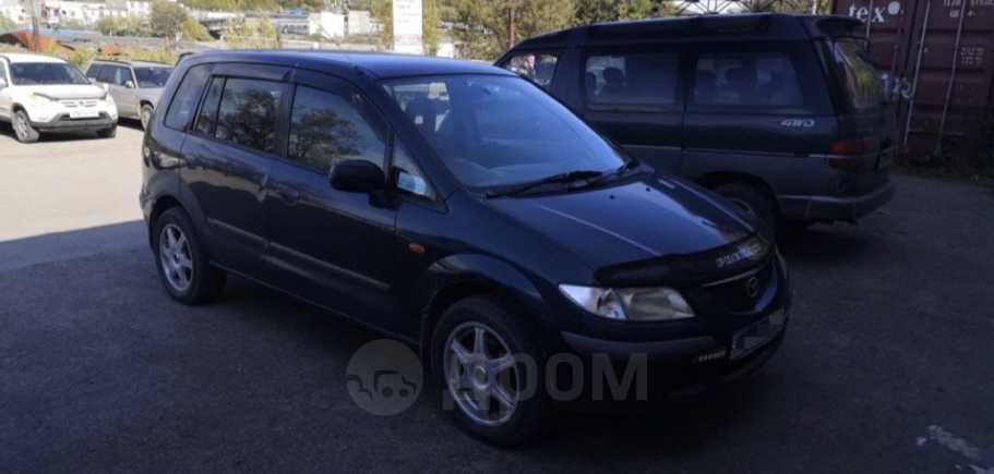 Mazda Premacy, 1999 год, 300 000 руб.