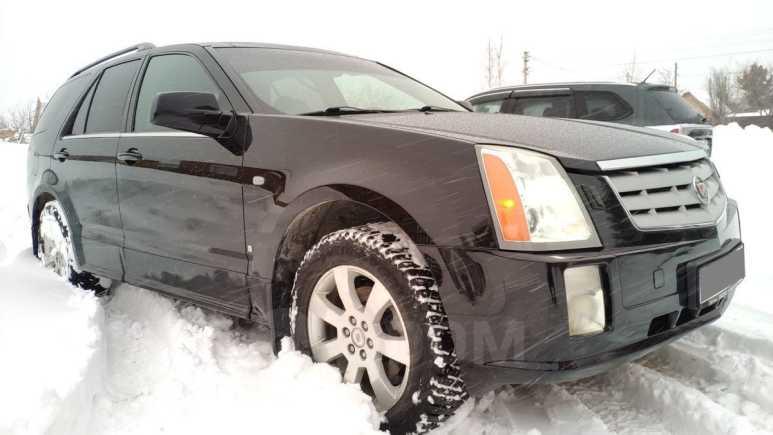 Cadillac SRX, 2007 год, 600 000 руб.