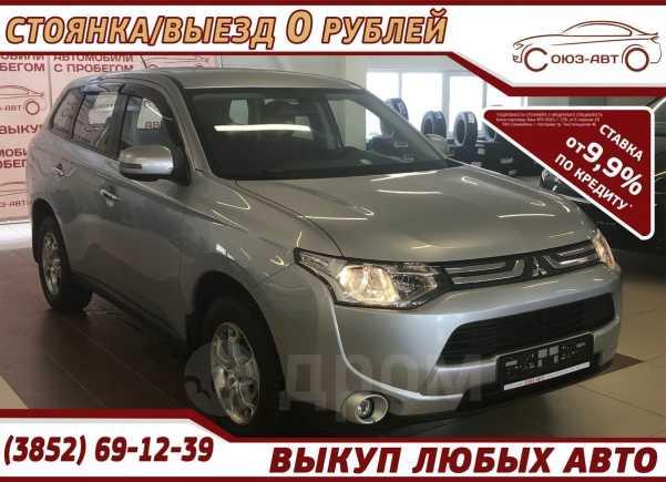 Mitsubishi Outlander, 2013 год, 895 000 руб.